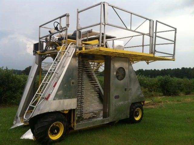 Littau Harvester – 1997 – in excellent condition