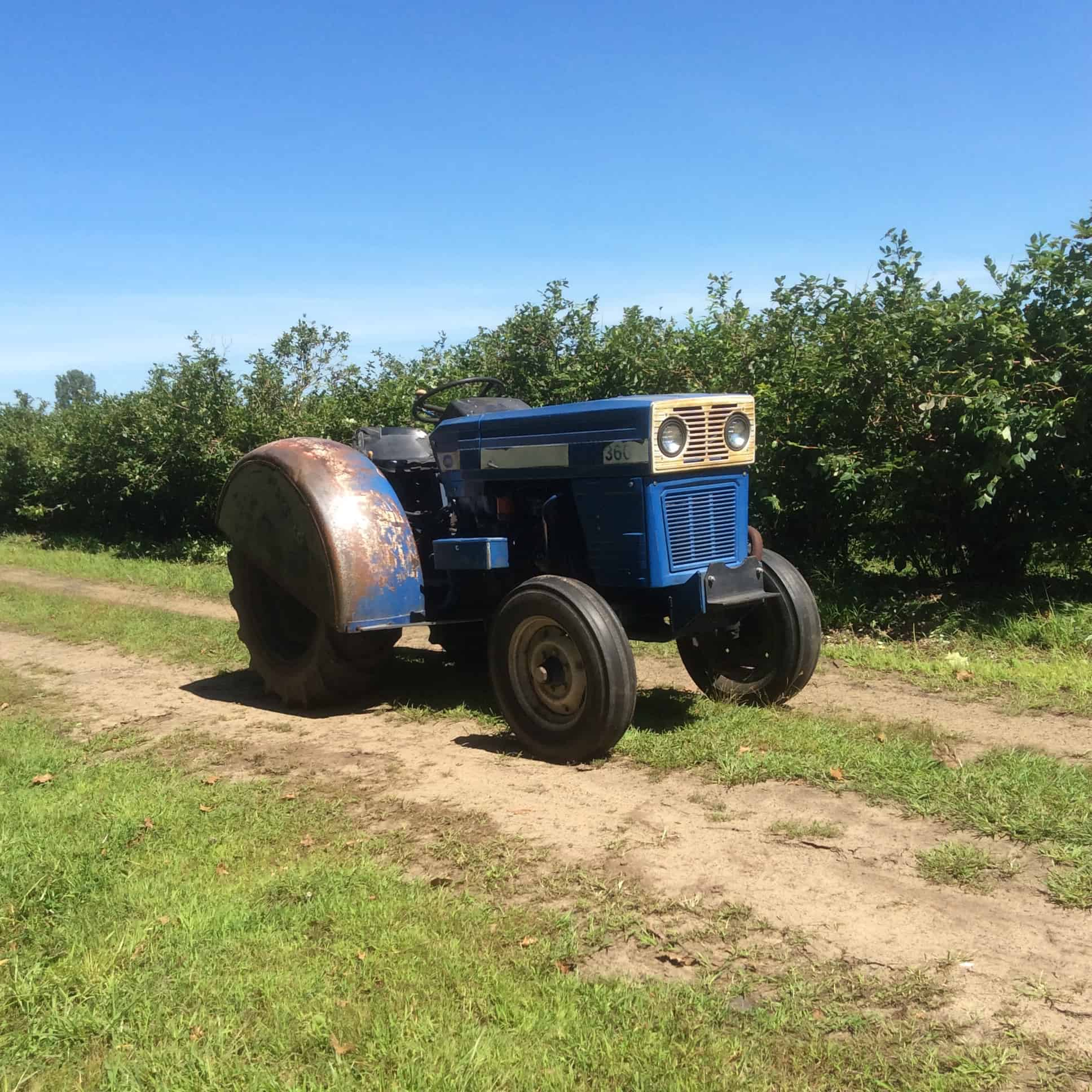 Long Tractor – 360 C Narrow