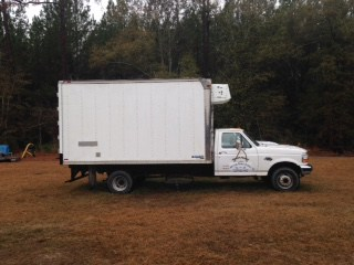 Ford F450 Refrigerated Truck – 1997