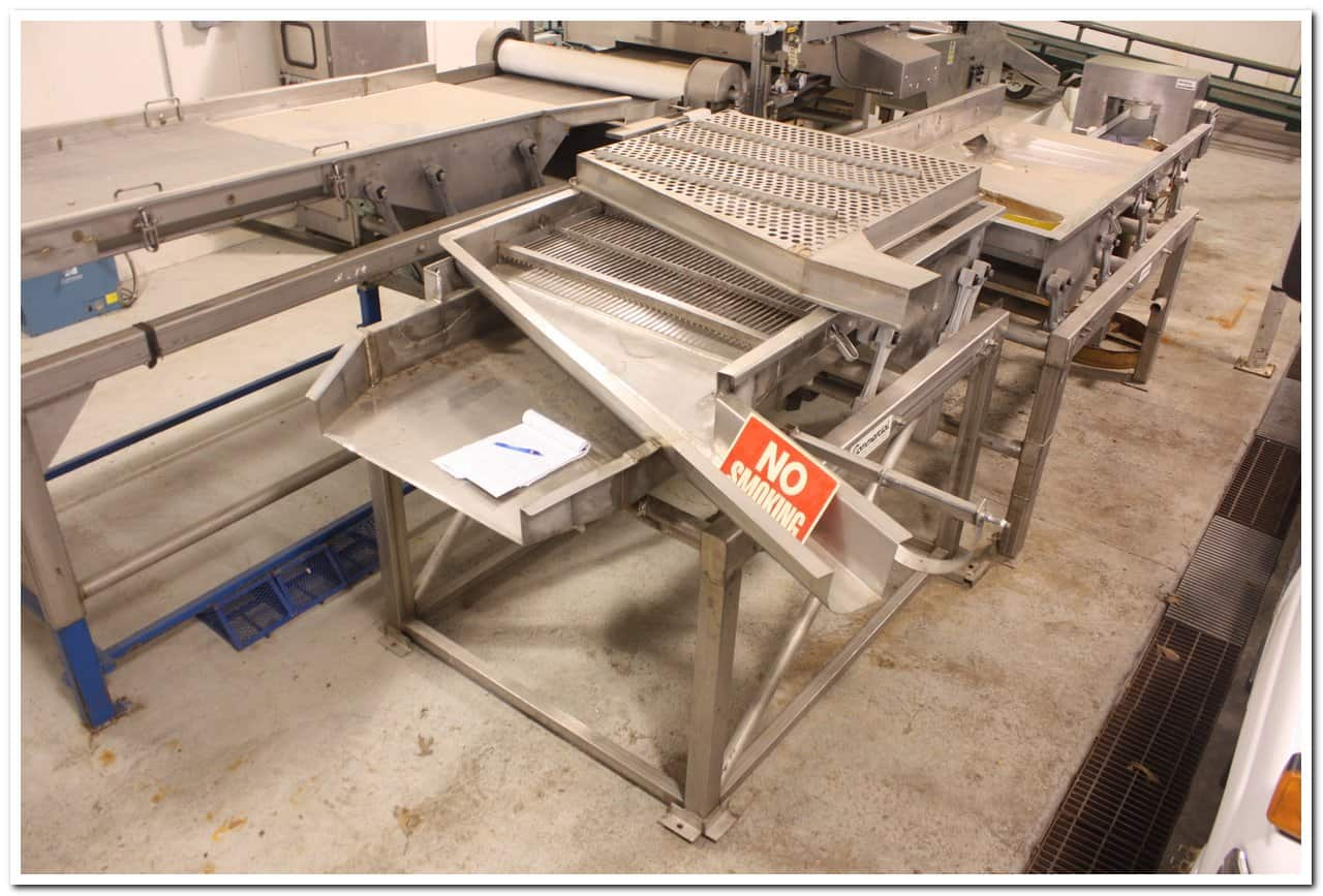 Berry Sizer by Commercial Mfg. Co.