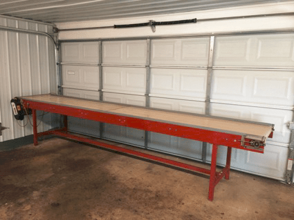 BEI Inspection Table – 15ft
