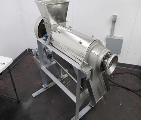 Continuous SS Juicer