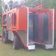 McKibben SPR Harvester – self propelled